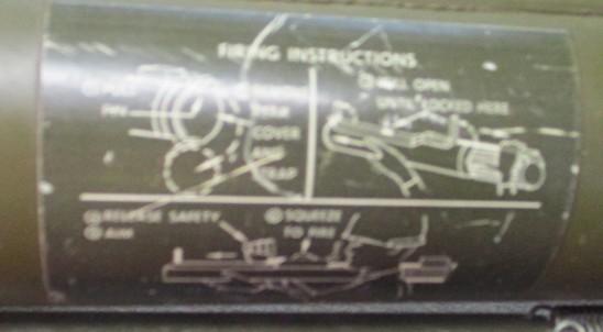 Vietnam LAW Rocket Tube