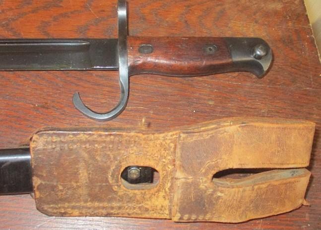 Japanese Bayonet