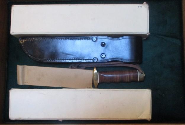 Unissued Sog Knife